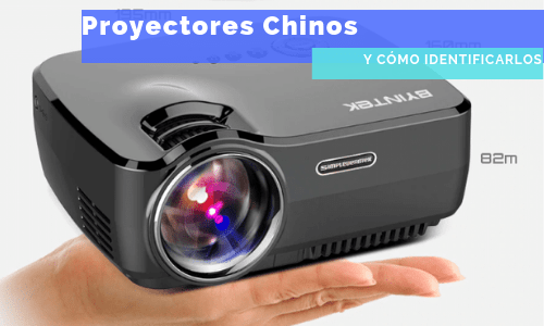 proyectores chinos