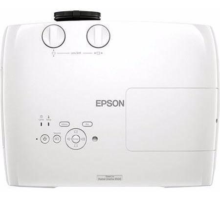 Epson Powerlite Home Cinema 3510 1