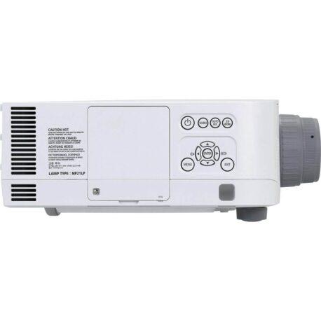 NEC NP-PA550W