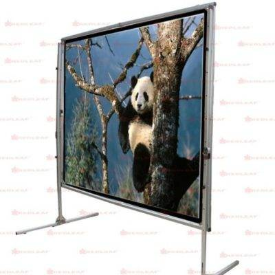 Pantalla FastFold Multimedia Screens