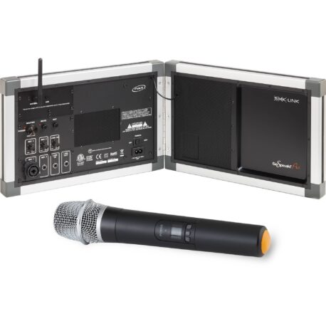 SMK-Link GoSpeak! Ultra-Portable System Wireless Handheld Microphone