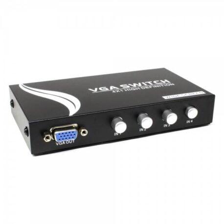 Switch VGA 4x1 RedLeaf 1