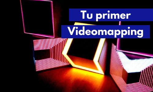 como hacer un videomapping