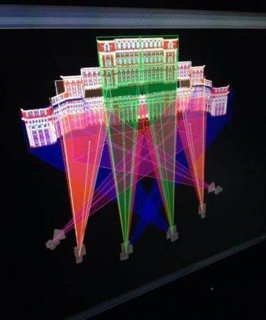 el videomapping mas grande