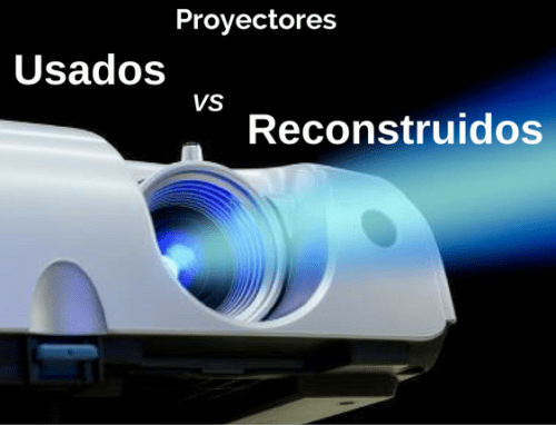 proyectores usados