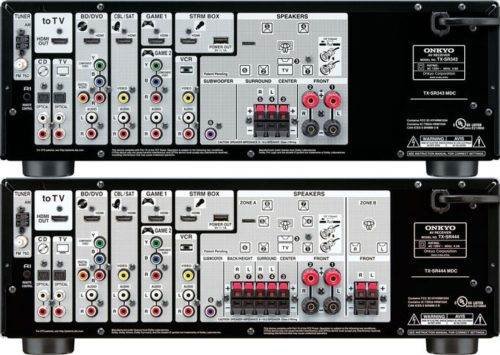 Sistema de audio 5.1 o 7.1
