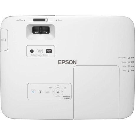 Epson PowerLite 2155W 1
