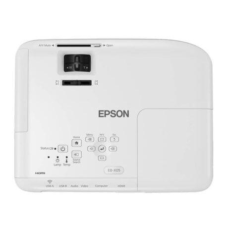 Epson PowerLite X05+