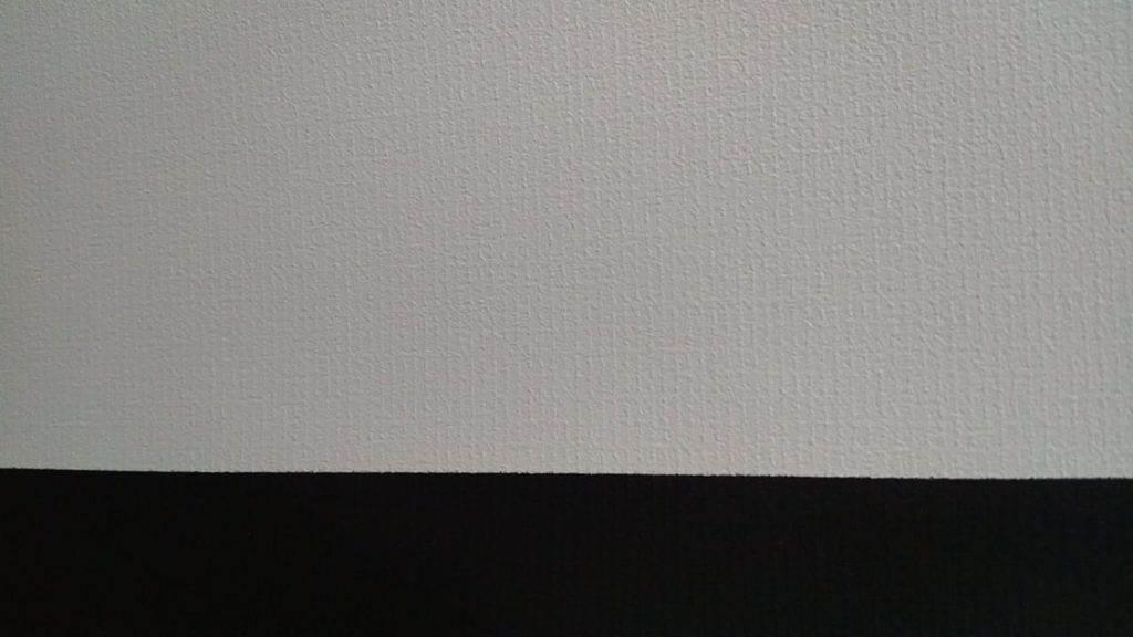 pantalla de proyección casera 2