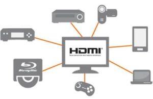 versiones de hdmi