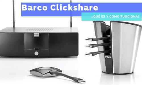 qué es clickshare