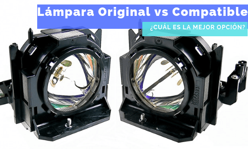 lámparas compatibles y originales