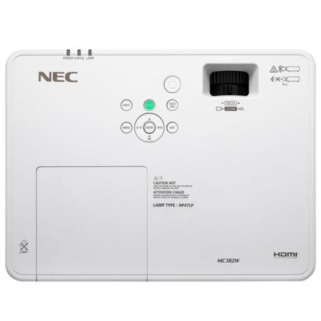 NEC NP MC372X2