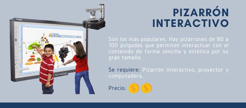 Pizarron Interactivo