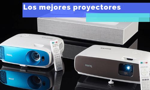 los mejores proyectores del año