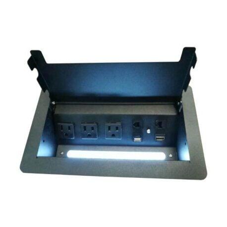 Panel de Conectores DK-03