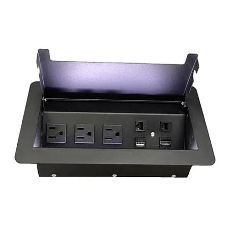 Panel de conectores ESC-03
