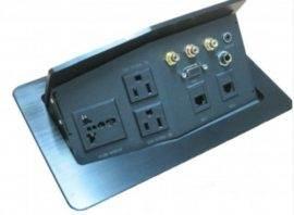 panel de conectores 3