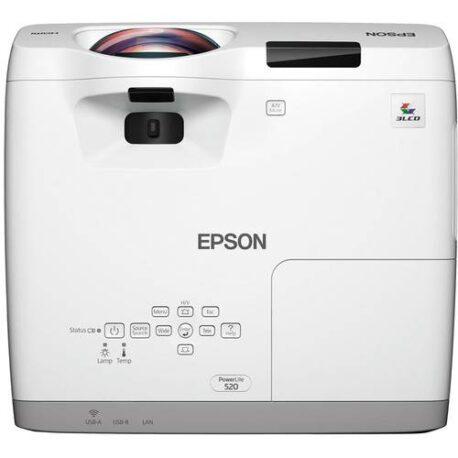 Epson PowerLite 520 2