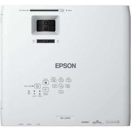 Epson PowerLite L200X 1