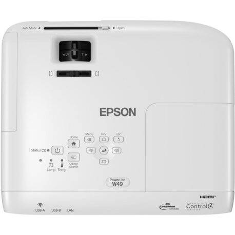 Epson PowerLite W49 2