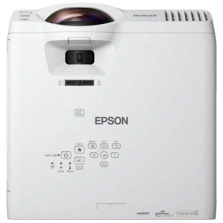 Epson Powerlite L200SW 2